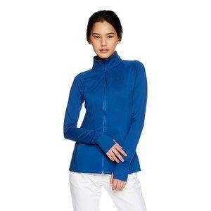 Under Armour Women's Zinger Full Zip, Blue, Small